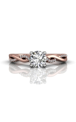 Martin Flyer Solitaire Engagement ring DERM39XSTTPZ-D-5.7RD product image