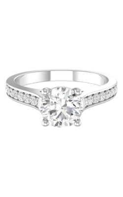 Martin Flyer Micropave Engagement ring DERM3XSZ-D-6.0RD product image