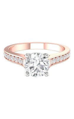 Martin Flyer Micropave Engagement ring DERM3XSTTPQ-F-6.0RD product image