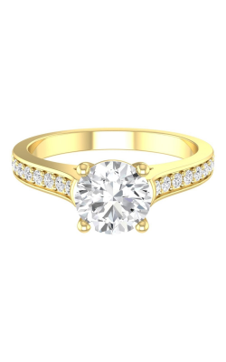 Martin Flyer Micropave Engagement ring DERM3XSYZ-F-6.0RD product image