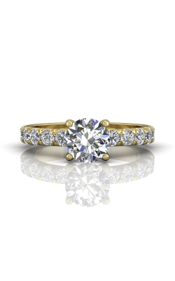 Martin Flyer Micropave Engagement ring DERM4MYQ-F-7.5RD product image