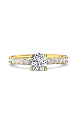 Martin Flyer Micropave Engagement ring DERM4SYZ-C-6.5RD product image