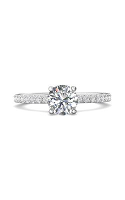Martin Flyer Micropave Engagement ring DERM4XSZ-F-6.0RD product image