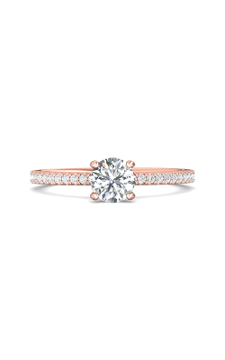 Martin Flyer Micropave Engagement ring DERM4XXSTTPZ-C-5.0RD product image