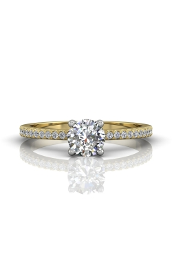 Martin Flyer Micropave Engagement ring DERM4XXSTTYQ-F-5.0RD product image