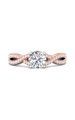 Martin Flyer Micropave Engagement ring DERM57XSRTTPZ-F-6.5RD product image