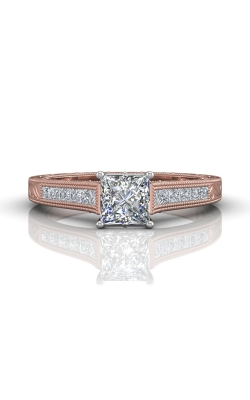 Martin Flyer FlyerFit Channel & Shared Prong Engagement Ring VC03TTPQ-AENG-C-5.5PC product image