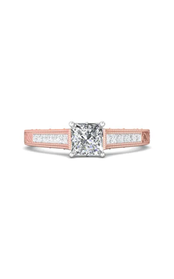 Martin Flyer Channel & Shared Prong Engagement ring VC03TTPQ-AENG-C-5.5PC product image