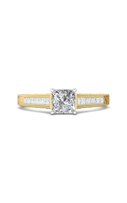Martin Flyer Channel & Shared Prong Engagement ring VC03TTYQ-AENG-C-5.5PC product image