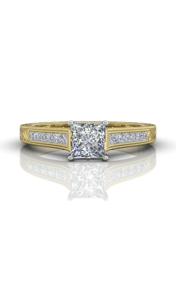 Martin Flyer Channel & Shared Prong Engagement ring VC03TTYZ-AENG-C-5.5PC product image
