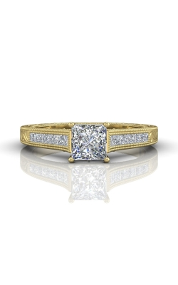 Martin Flyer Channel & Shared Prong Engagement ring VC03YQ-AENG-C-5.5PC product image