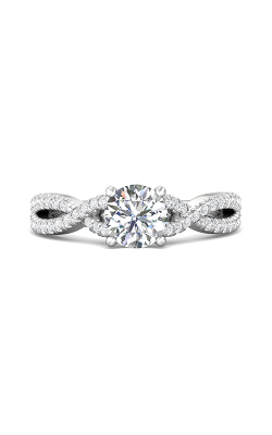 Martin Flyer Micropave Engagement ring DERM57XSRQ-F-6.5RD product image