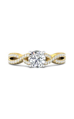 Martin Flyer Micropave Engagement ring DERM57XSRTTYQ-F-6.5RD product image