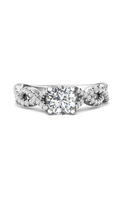 Martin Flyer Micropave Engagement ring DERM58SPL-C-6.5RD product image
