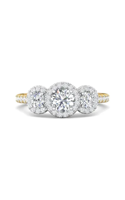 Martin Flyer Three Stone Engagement ring DERT03RDTTYZ-D-5.0RD product image