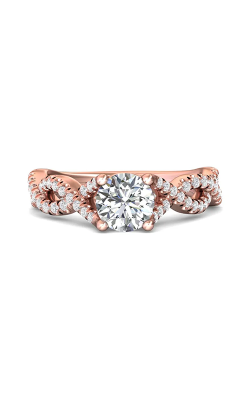 Martin Flyer Micropave Engagement ring DERM58SPZ-F-6.5RD product image