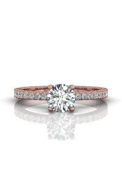 Martin Flyer Flyer Fit Vintage Engagement Ring DERM5XSPQ-AENG-F-5.7RD product image