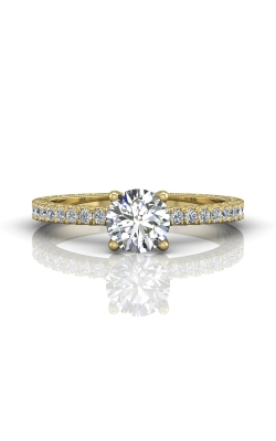 Martin Flyer Flyer Fit Vintage Engagement Ring DERM5XSYQ-AENG-C-5.7RD product image