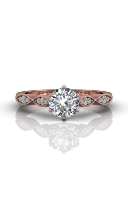 Martin Flyer Micropave Engagement ring DERM9PQ-D-6.5RD product image