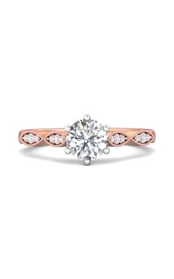 Martin Flyer Micropave Engagement ring DERM9TTPZ-C-6.5RD product image