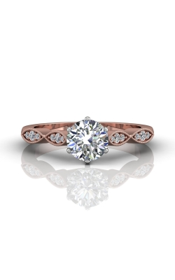 Martin Flyer Flyer Fit Micropave Engagement Ring DERM9TTPZ-F-6.5RD product image