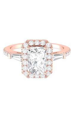 Martin Flyer Remount Engagement ring VT08TBPQ-C-6X4EC product image