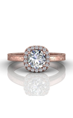 Martin Flyer Solitaire Engagement ring VS03CUPQ-AENG-D-6.0RD product image