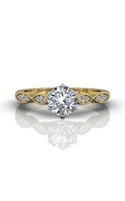 Martin Flyer Micropave Engagement ring DERM9TTYZ-F-6.5RD product image