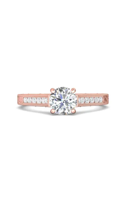 Martin Flyer Channel & Shared Prong Engagement ring VC06PZ-AENG-F-6.5RD product image