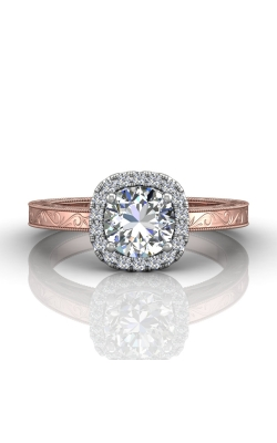 Martin Flyer Solitaire Engagement ring VS03CUTTPQ-AENG-F-6.0RD product image