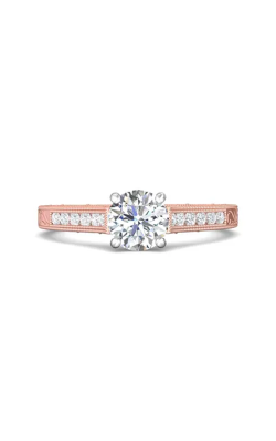 Martin Flyer Channel & Shared Prong Engagement ring VC06TTPZ-AENG-D-6.5RD product image