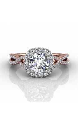 Martin Flyer Flyer Fit Engagement Ring DERMH27XSCUTTPZ-F-6.5RD product image