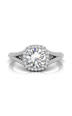 Martin Flyer Split Shank Engagement ring DERMH40XXSCUPL-C-6.5RD product image