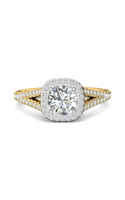 Martin Flyer Split Shank Engagement ring DERMH40XXSCUTTYQ-D-6.5RD product image