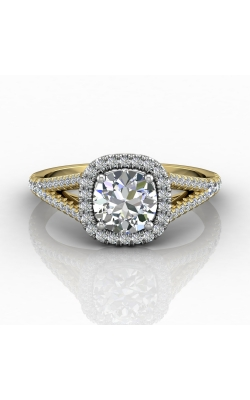 Martin Flyer Split Shank Engagement ring DERMH40XXSCUTTYZ-D-6.5RD product image