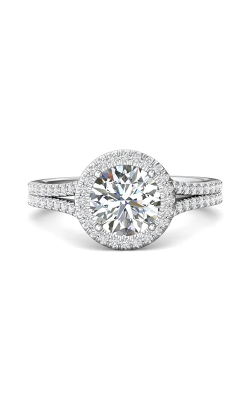 Martin Flyer Split Shank Engagement ring DERMH52XSRDZ-D-6.5RD product image