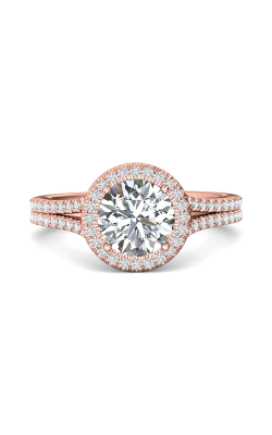 Martin Flyer Split Shank Engagement ring DERMH52XSRDPZ-D-6.5RD product image