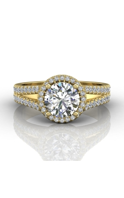 Martin Flyer Flyer Fit Engagement Ring DERMH52XSRDYZ-C-6.5RD product image