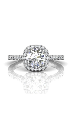 Martin Flyer Vintage Engagement Ring DERMH5XSRCUPL-AENG-C-6.5RD product image