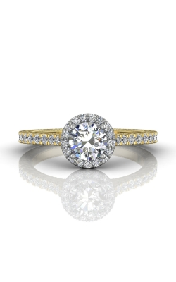 Martin Flyer Flyer Fit Vintage Engagement Ring DERMH5XSTTYQ-AENG-C-5.7RD product image
