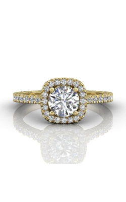 Martin Flyer Flyer Fit Vintage Engagement Ring DERMH5XSRCUYQ-AENG-F-6.5RD product image