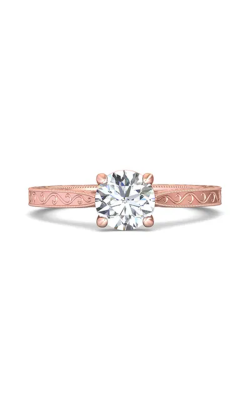 Martin Flyer Solitaire Engagement ring DERS02XXSRPQ-AENG-D-6.5RD product image