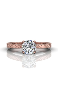 Martin Flyer Solitaire Engagement ring DERS02XXSRPQ-AENG-F-6.5RD product image