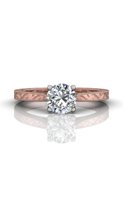 Martin Flyer Solitaire Engagement ring DERS02XXSRTTPQ-AENG-F-6.5RD product image