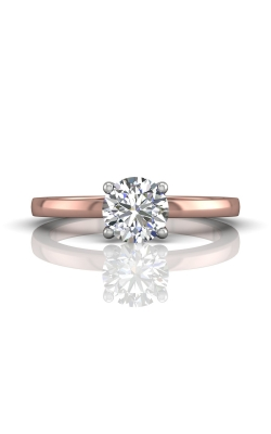 Martin Flyer Flyer Fit Solitaire Engagement Ring DERS23XSTTPQ-6.5RD product image