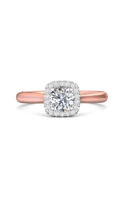 Martin Flyer Solitaire Engagement ring DERSH01XSCUTTPQ-C-6.0RD product image