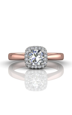 Martin Flyer Flyer Fit Solitaire Engagement Ring DERSH01XSCUTTPZ-F-6.0RD product image