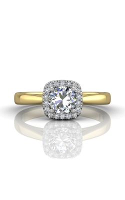 Martin Flyer Flyer Fit Solitaire Engagement Ring DERSH01XSCUTTYQ-D-6.0RD product image