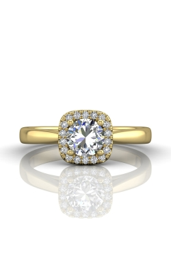 Martin Flyer Solitaire Engagement ring DERSH01XSCUYQ-D-6.0RD product image