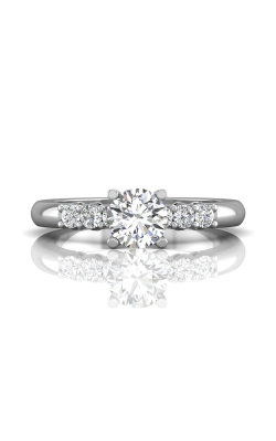 Martin Flyer FlyerFit Channel & Shared Prong Engagement Ring DERSP02AXSPL-C-6.0RD product image
